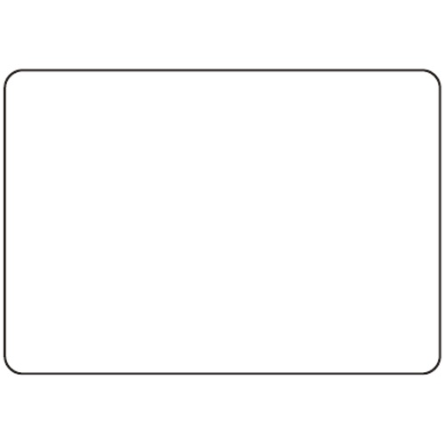 View Cas 101 Thermal Label 58 X 40 (blank Labels)