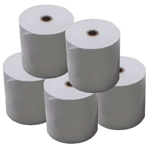 View 80x100 Thermal Paper Rolls - 24 Rolls