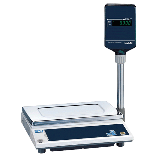 View Cas Ap-1w Weight Only Scale