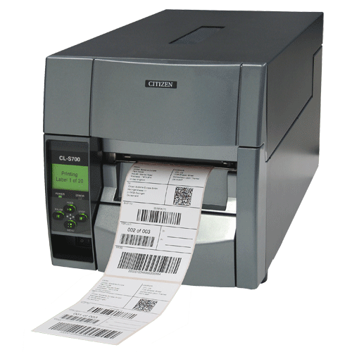 View Citizen Cl-s700 Label Printer