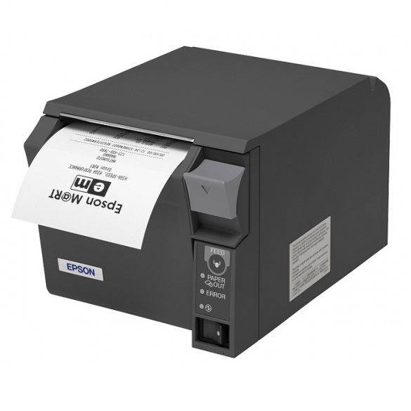 View Epson Tm-t70ii Thermal Receipt Printer Usb