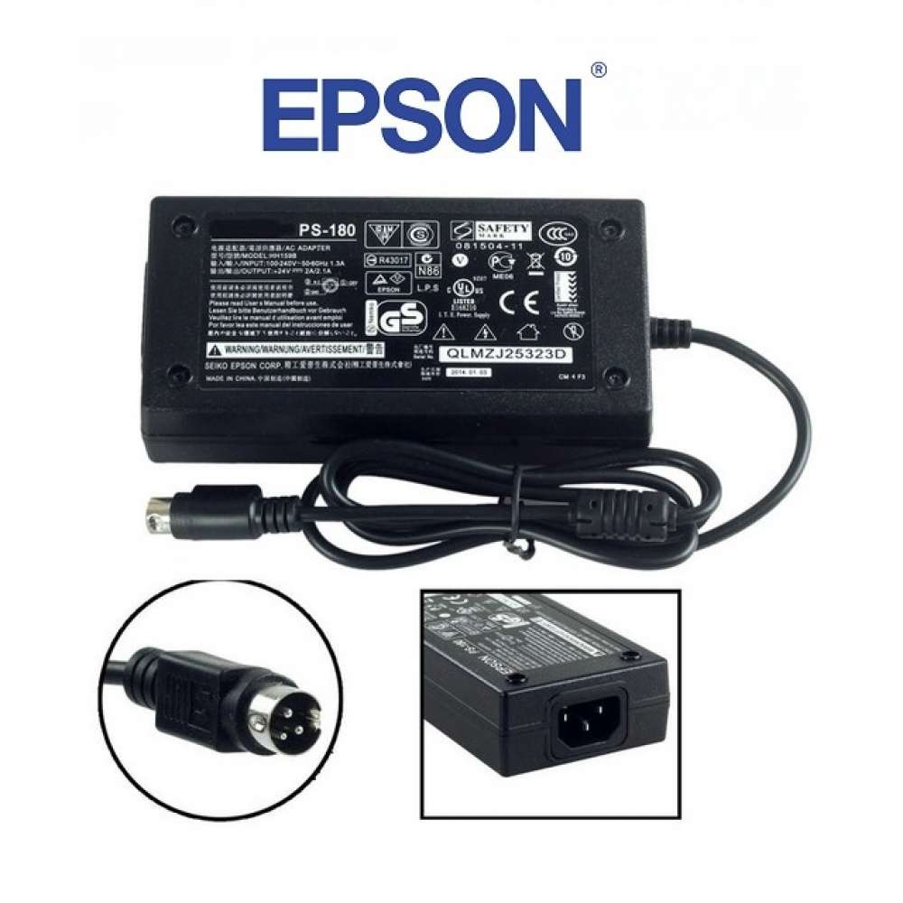 View Epson Ps180 24v Power Supply Unit