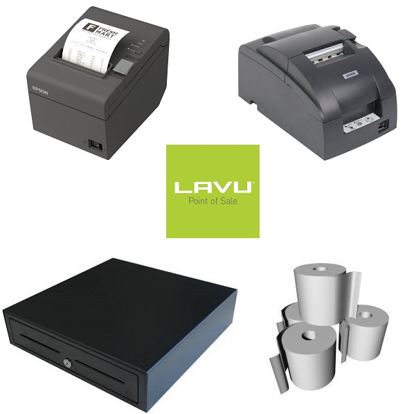 View Lavu Pos Hardware Bundle #2
